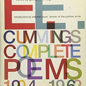 e.e. Cummings Cover 1